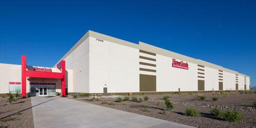 HomeGoods Distribution Center Tucson