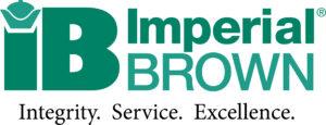 Imperial Brown logo-tag